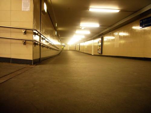 les couloirs d'Août