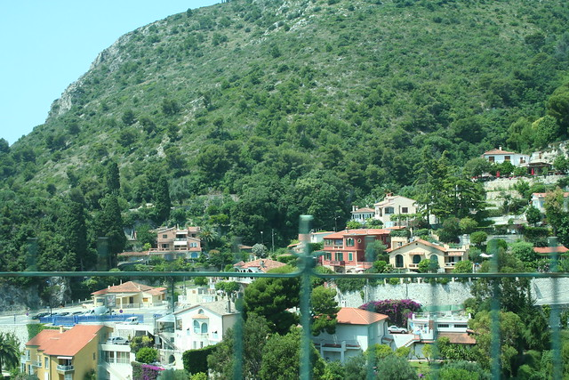 Eze near nice views from jardin botanique eze a medieva flickr photo sharing for Jardin botanique nice