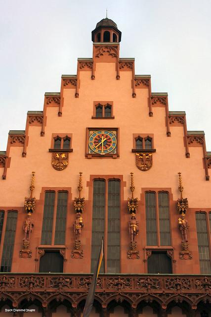 City Hall - Romer, Frankfurt am Main (Frankfurt) Hesse, Germany
