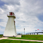 PEI Lighthouse - HDR