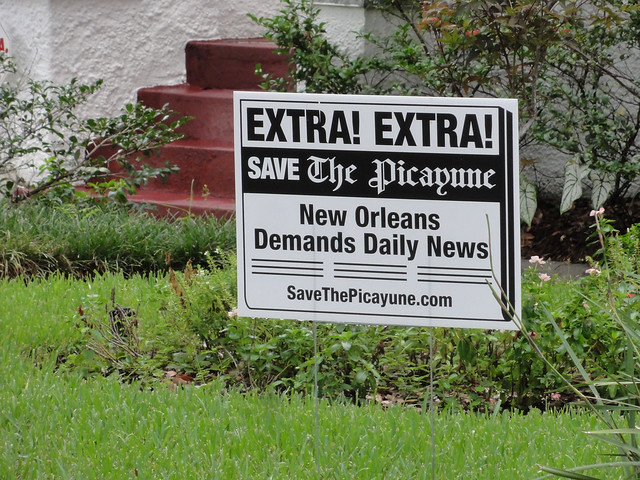 Save the Picayune?