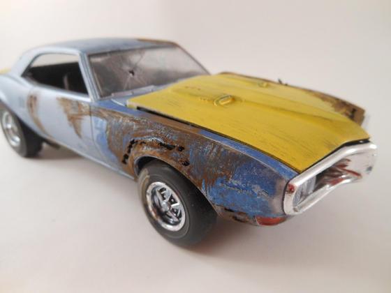 autos oxidados