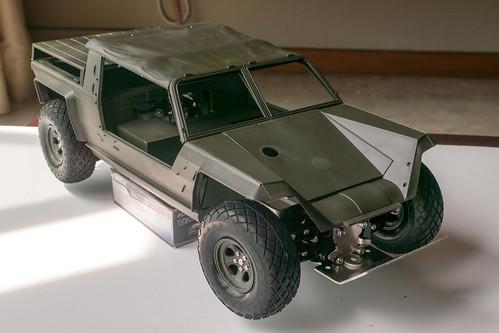 LANE Boys RC's Tamiya XR311 build 7740412514_cc836be119