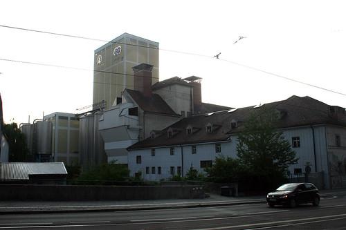 Paulaner Brauerei - Ohlmüllerstraße