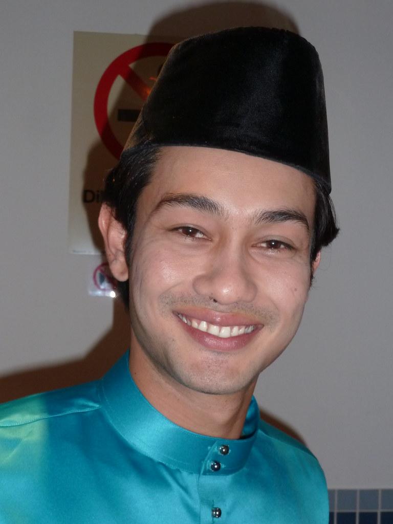 Farid Kamil the star of Hantu