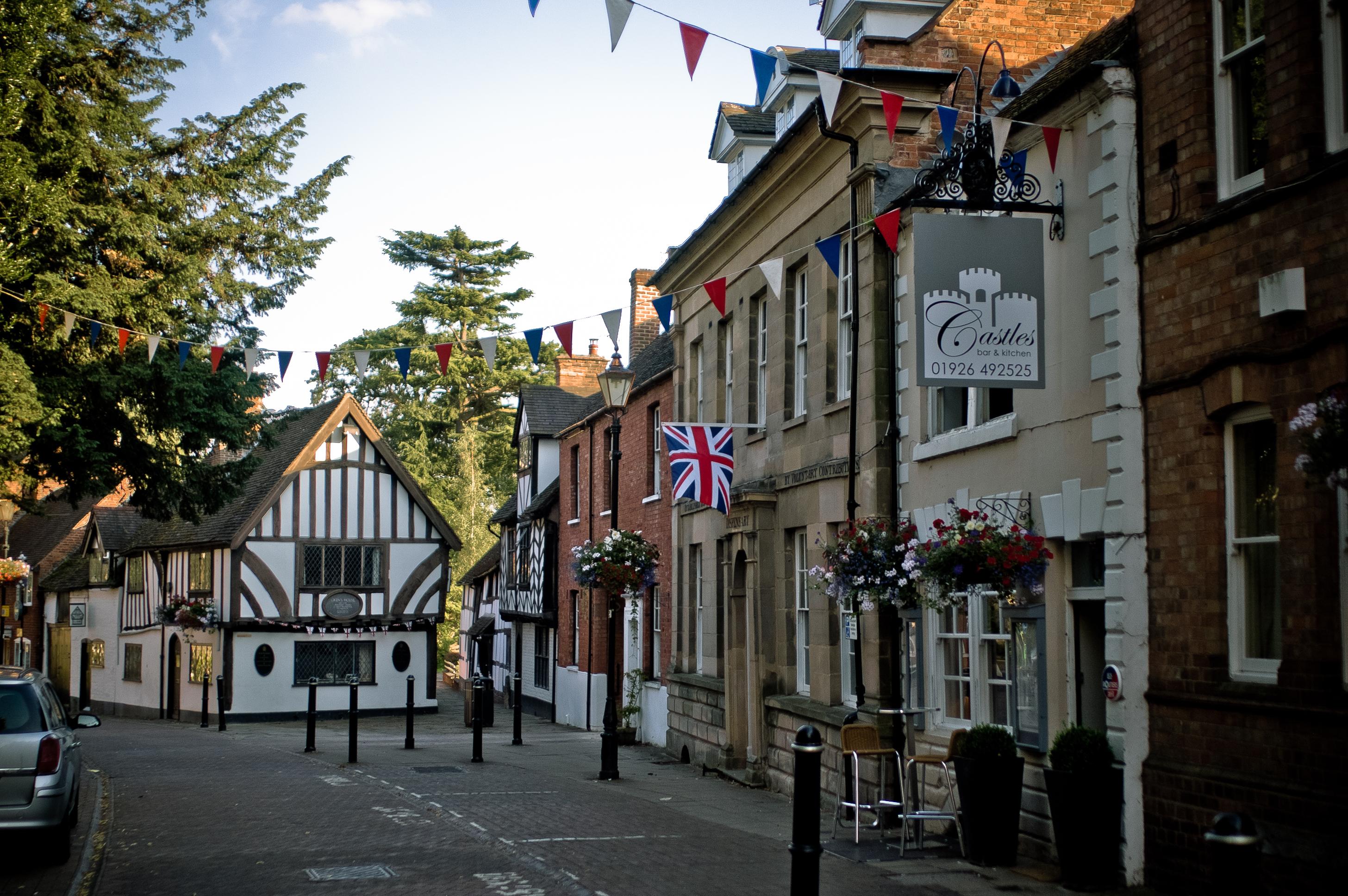 libelle   united kingdom   reizen amp vrije tijdwarwick town