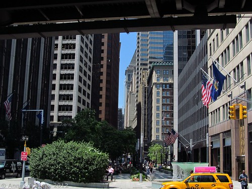 Wall Street, Manhattan, New York City