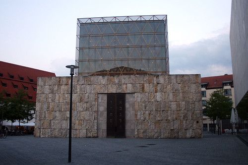 Jüdische Hauptsynagoge München - St.-Jakobs-Platz