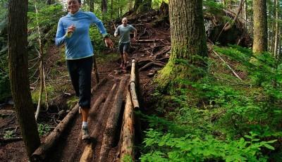 Běhání v lese je pro vaše zdraví 2x prospěšnější než návštěva tělocvičny