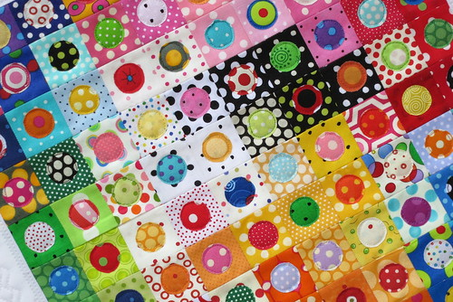 """Detail - """"Lotsa Dots"""""""