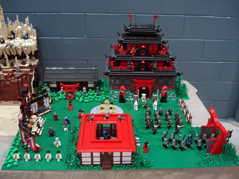 Akai Shiro Redux - LEGO Historic Themes - Eurobricks Forums