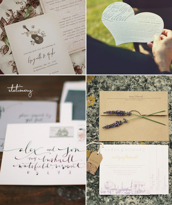 Wedding Stationery | Lovestru.ck