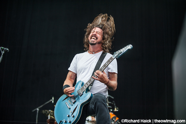 Foo Fighters @ Outside Lands 2012