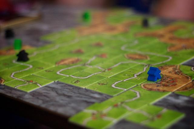224/366: Carcassonne