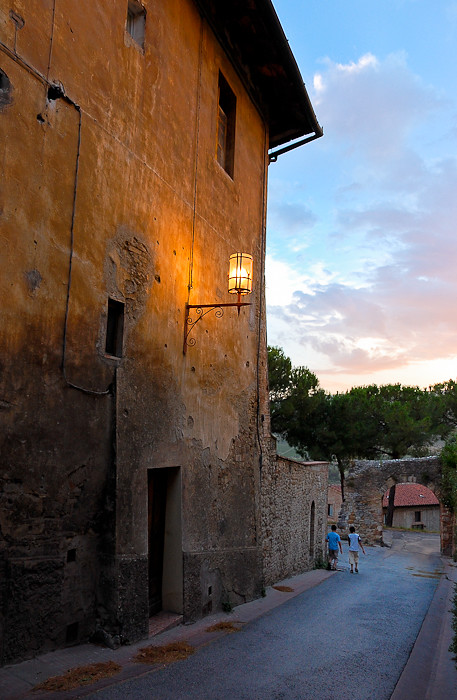 San Gimignano Twilight Walk 2