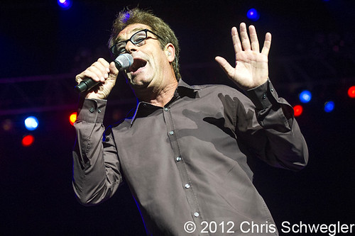 Huey Lewis And The News - 08-09-12 - DTE Energy Music Theatre, Clarkston, MI