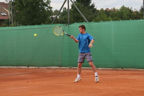 Luděk tenista