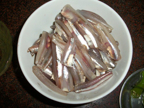how to clean kadamba fish in tamil