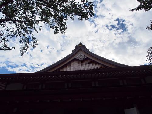靖国神社 参集殿