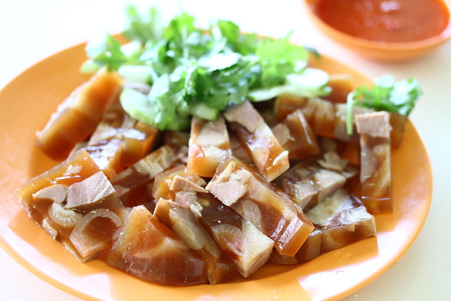 Lao Liang Pig Trotter Jelly & Shark Meat