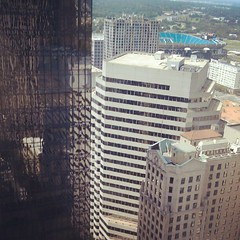 My view of Charlotte