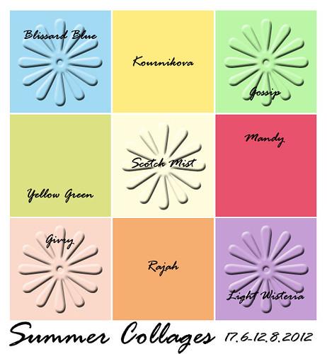 Värikollaasi #087 Kesäextra