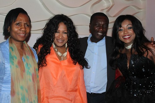 7807916154 52594d736c Photos: Stephanie Benson celebrates birthday with the stars