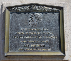 Photo of Black plaque № 11239