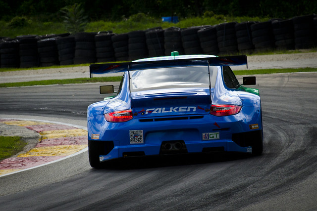 Falken RSR in Turn 6
