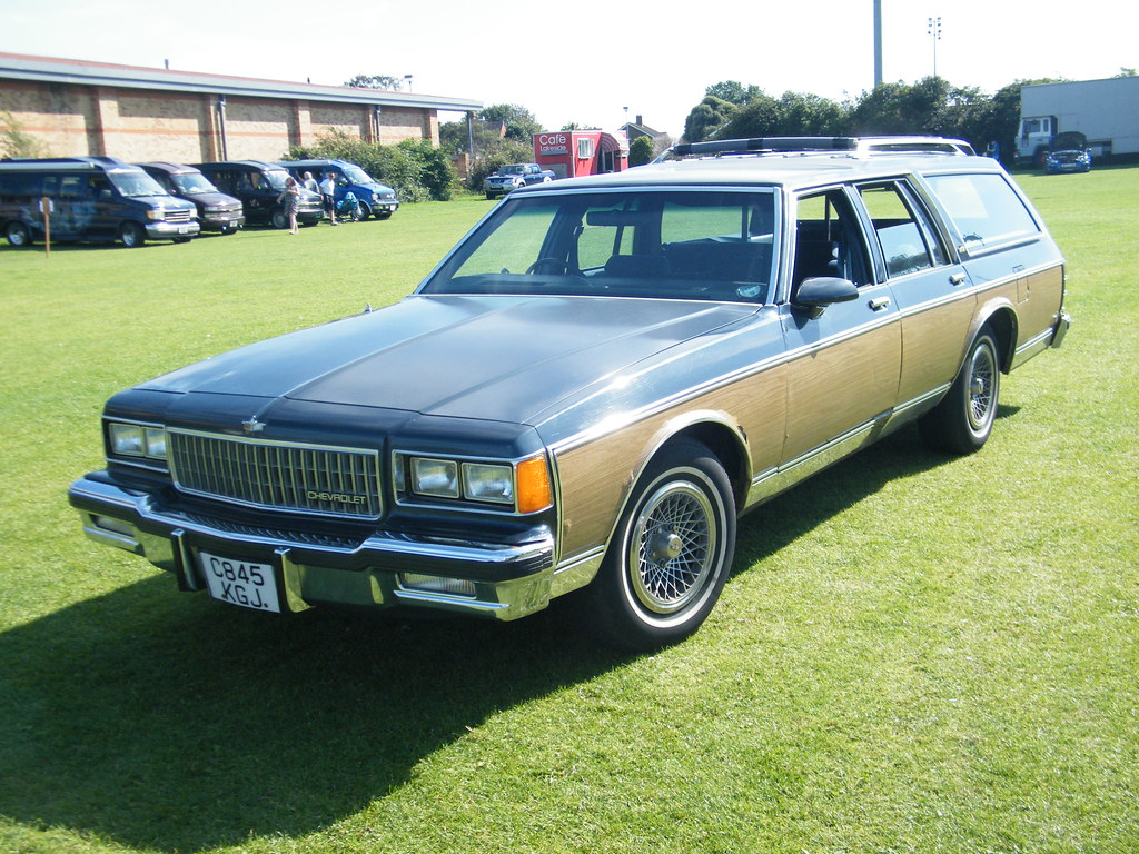 All Chevy chevy caprice 1985 : All Chevy » 1985 Chevy Caprice - Old Chevy Photos Collection, All ...