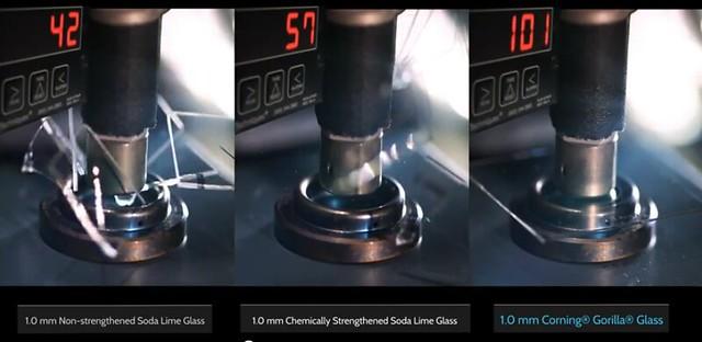Gorilla Glass 2 Demo
