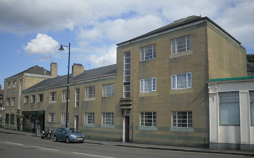 Art Deco Building Bo'ness