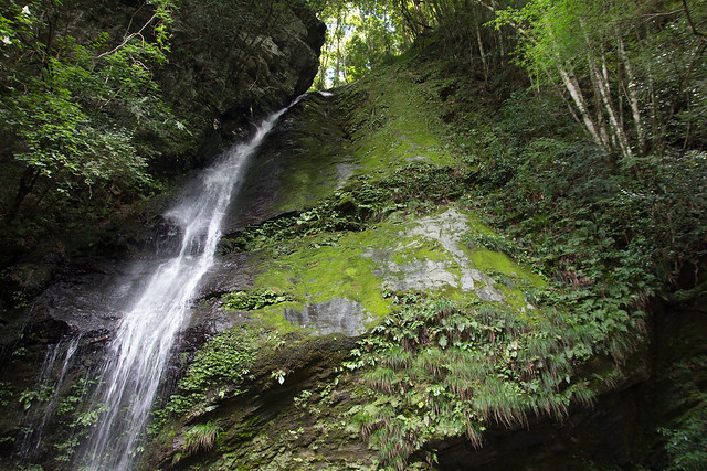 Biwa no Taki Waterfall, Iya Valley