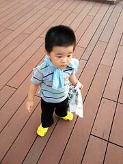 アトレ恵比寿屋上散歩 (2012/8/24)