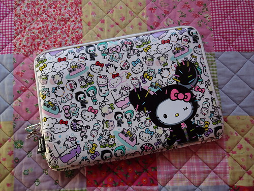 Sanrio x Tokidoki laptop case (1)