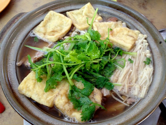 Mixed Pork Bak Kut Teh