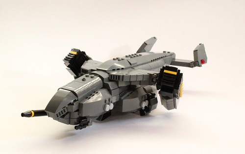 DARKWATER Vulture Dropship
