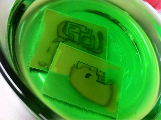 DIY Pcb etching
