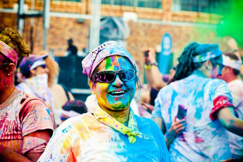 The Color Run 2012 NYC