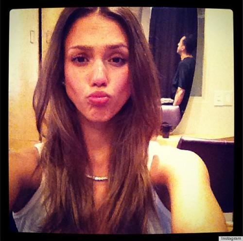 Jessica Alba Haircut 1