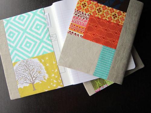 more Linen + Squares