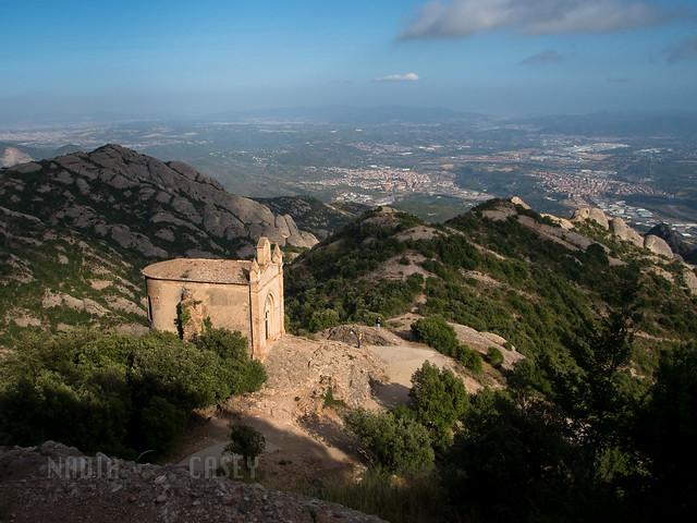 Above Montserrat