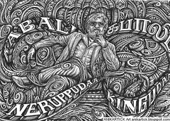 KABALI,KABALI Art,KABALI Drawing,KABALI Sketch,KABALI FAN Art / Anikartick,Chennai,TamilNadu,India