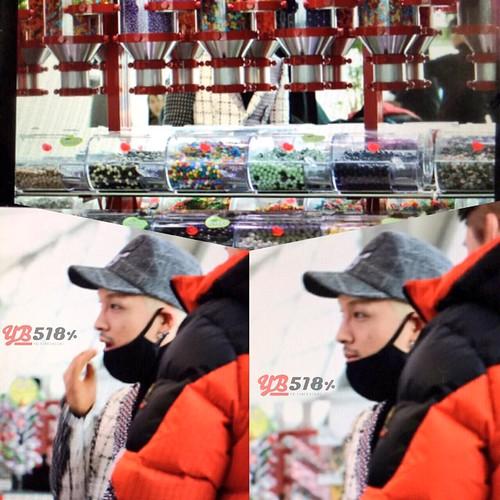 Tae Yang - Incheon Airport - 09jan2015 - YB 518 - 04