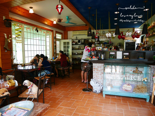 新竹竹東景觀餐廳下午茶推薦It's Alice cafe&food (17)