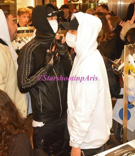 G-Dragon - Colette x Peaceminusone - 23jan2016 - StarshootinP - 03