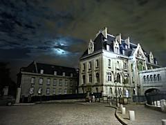Eerie mansion