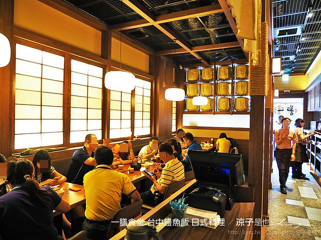 一膳食堂 台中饅魚飯 日式料理 18