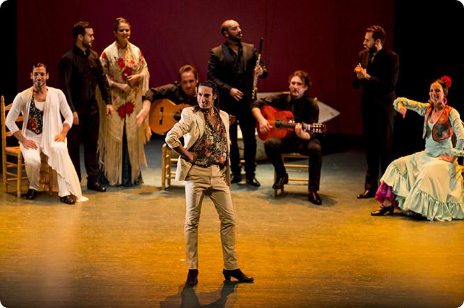 La 2 de TVE emitirá el espectáculo Las Minas Puerto Flamenco