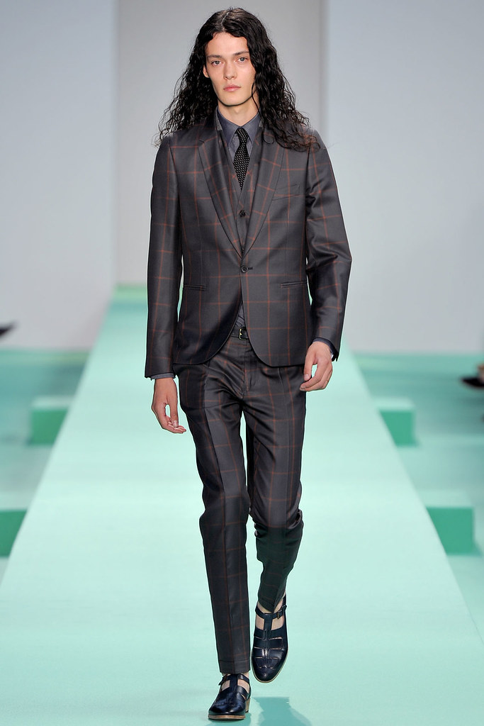 SS13 Paris Paul Smith021_Chris Arundel(VOGUE)